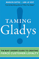 Taming Gladys! - Lori Jo Vest and Marilyn Sutttle